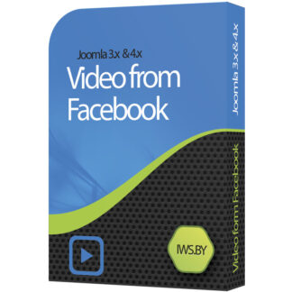 Video from Facebook for Joomla