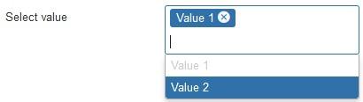 Joomla XML List - Multi-select Option