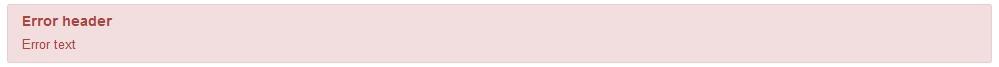 Joomla XML Note - Error type