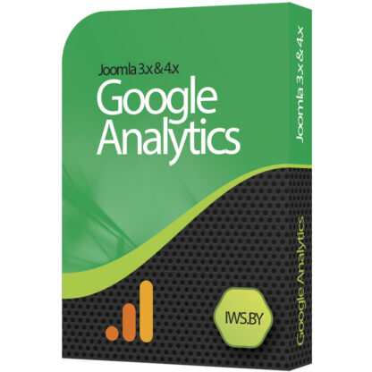 Google Analytics для Joomla 3 и Joomla 4