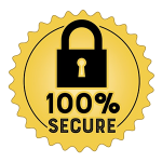100% Secure